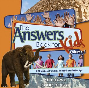 Answers Book For Kids, Vol. 6