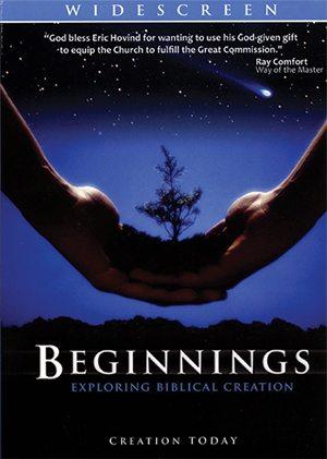 Beginnings Exploring Biblical Creation DVD Set