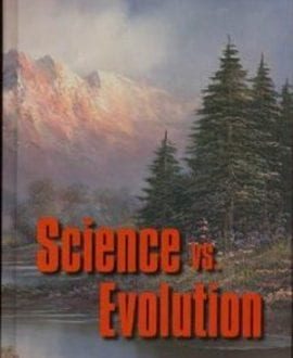 Science vs. Evolution Book by Vance Ferrell