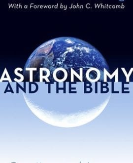 Astronomy And The Bible Book