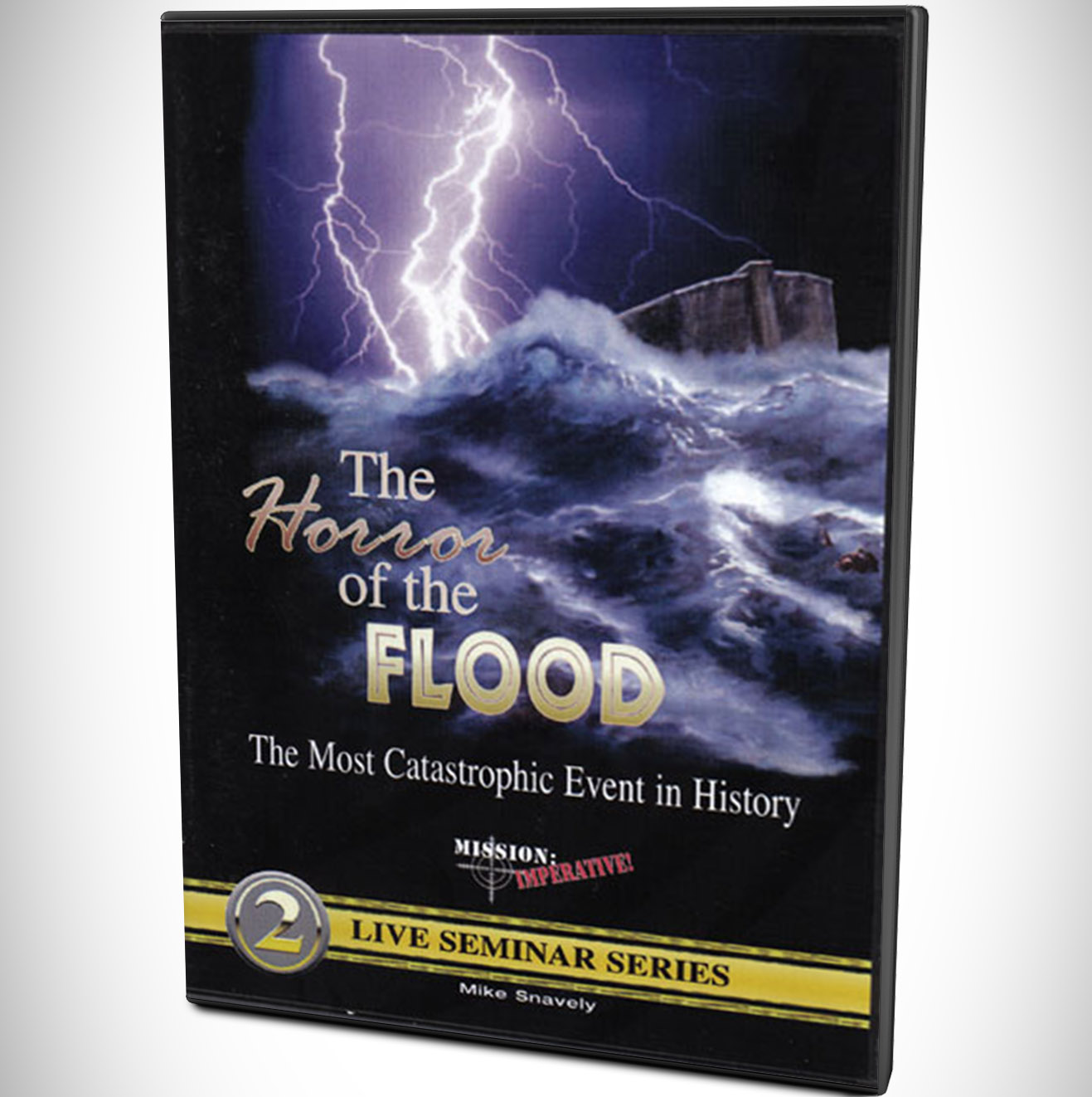 The Horror of the Flood DVD