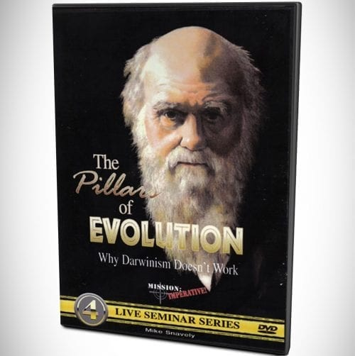 The Pillars of Evolution DVD