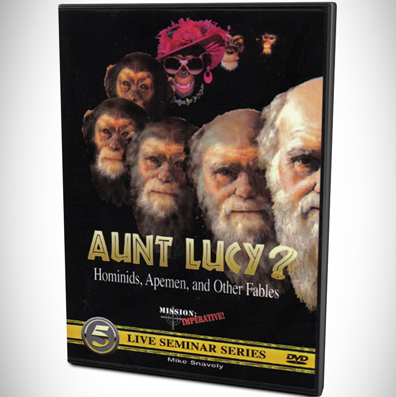 Aunt Lucy? DVD