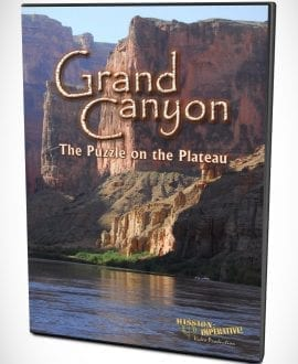 The Grand Canyon The Puzzle on the Plateau