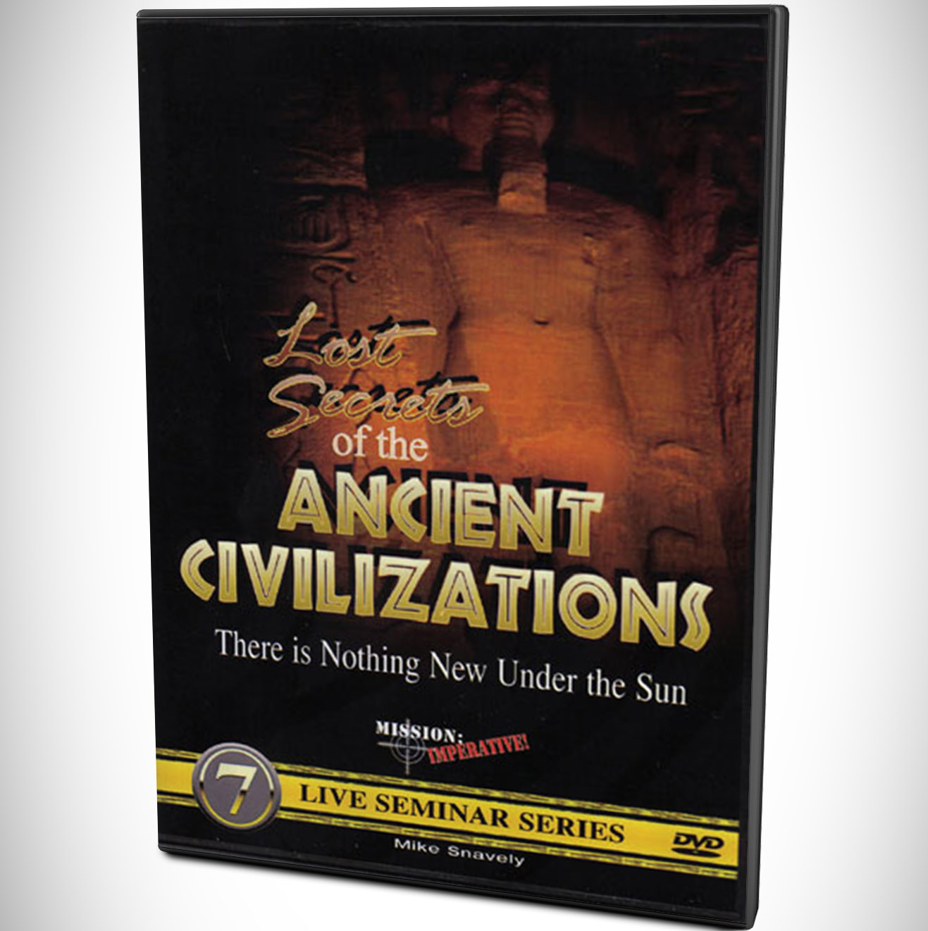 Lost Secrets of the Ancient Civilizations DVD