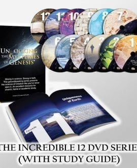 Unlocking the Mysteries of Genesis 12 DVD Set