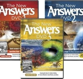 The New Answers DVD Bundle