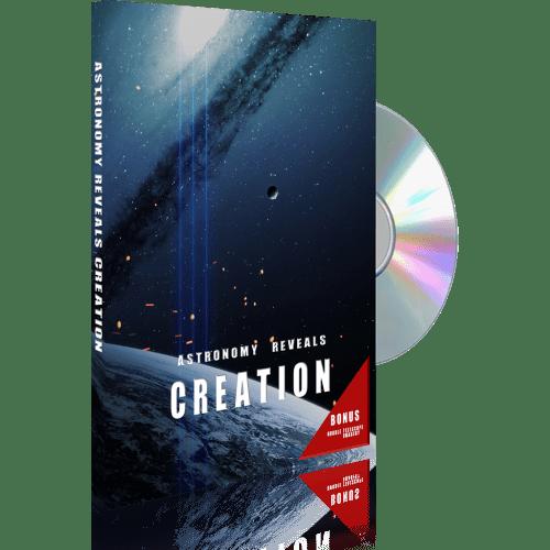 Astronomy Reveals Creation DVD