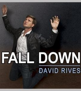 Fall Down Album Artwork for online store