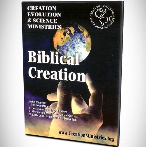 Biblical Creation DVD
