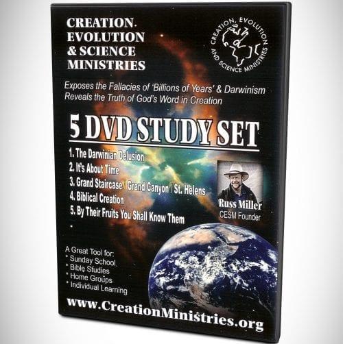 CESM'S 5 DVD SET with Russ Miller