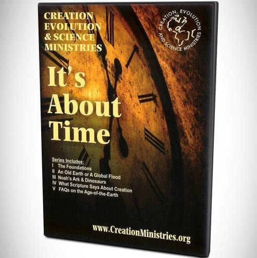 It's About Time DVD