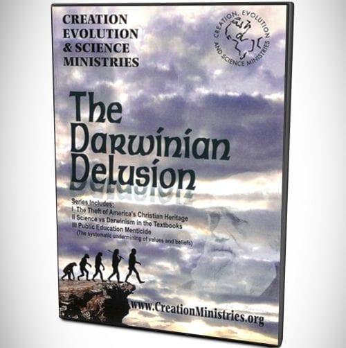 The Darwinian Delusion DVD