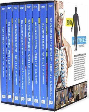 Body of Evidence DVD Series