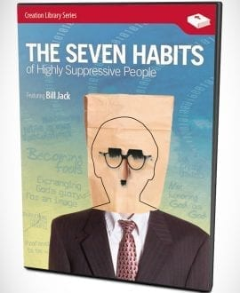 The Seven Habits of Highly Suppressive People DVD
