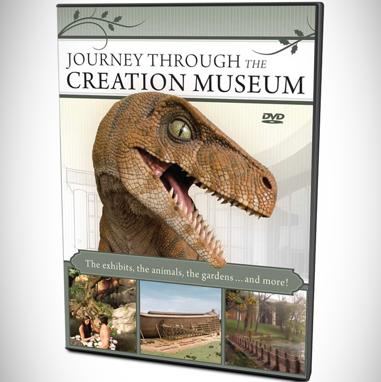 Journey Through The Creation Museum Answers In Genesis Dvd