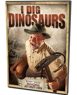 Buddy Davis adventures I dig Dinosaurs