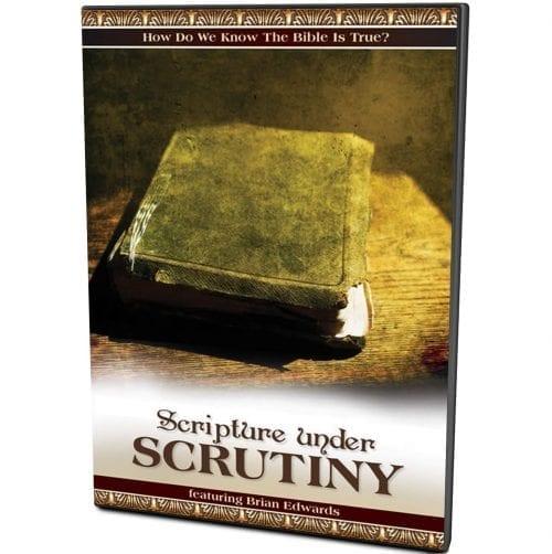 Scripture Under Scrutiny