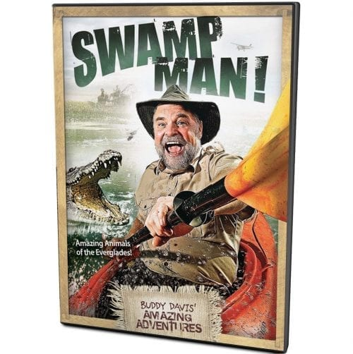 Buddy Davis Swamp Man