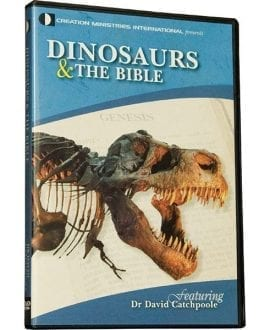 David Catchpoole Dinosaurs & the bible