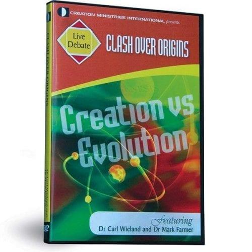 Clash Over Origins DVD