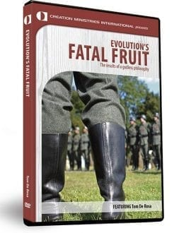 Evolution's Fatal Fruit DVD