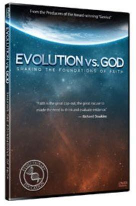Evolution vs. God Video