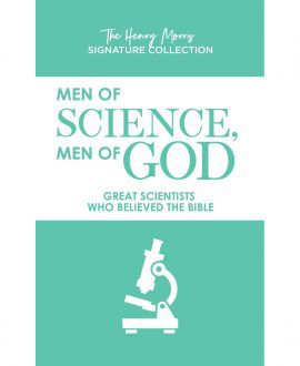 Men of Science, Men of God Book