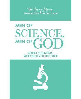 Men of Science, Men of God Book