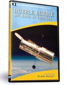 Hubble, Bubble: Big Bang in Trouble DVD