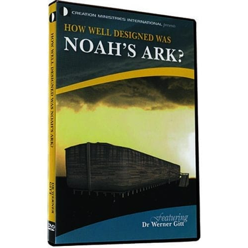 How Well Designed Was Noah's Ark? DVD