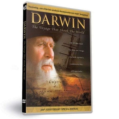 Darwin voyage