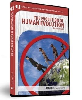 The Evolution of Human Evolution DVD
