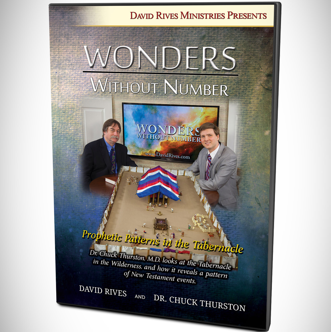 Prophetic Patterns in the Tabernacle DVD
