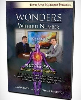Body Codes - Throne Rooms Walking DVD