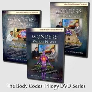 body codes 3 dvd set