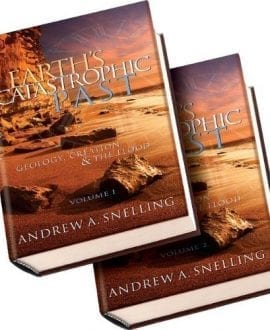 Earth's Catastrophic Past Book Volumes 1 & 2