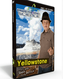 awesome science media episode 2 yellowstone dvd