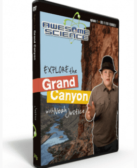 awesome science media episode 1 grand canyon dvd
