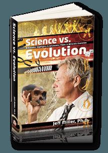 science vs evolution book jeff miller