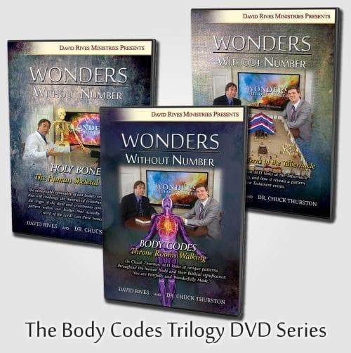 Body Codes Trilogy DVD Set