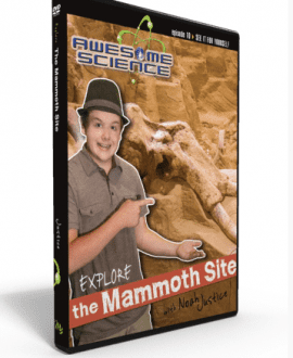 awesome science media episode 10 mammoth site dvd