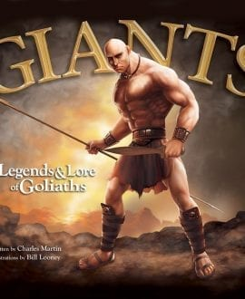 Giants Legends & Lore of Goliaths Book