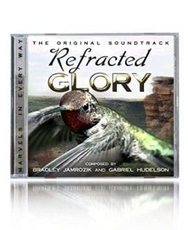 refracted glory original soundtrack cd