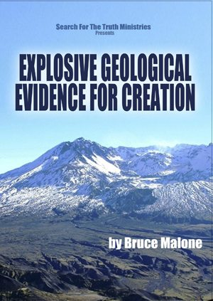 Explosive Geological Evidence For Creation