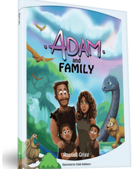 adam and family book russell grigg cmi
