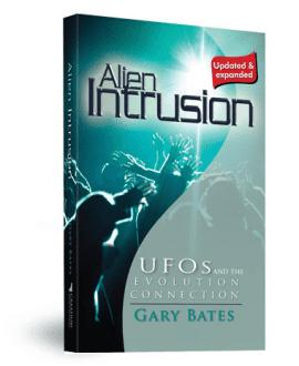 alien intrusion gary bates book cmi