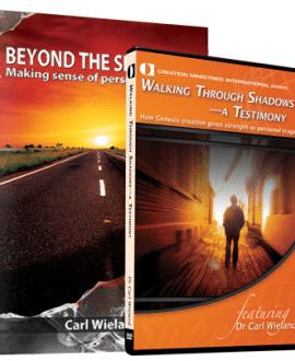 beyond walking shadows book dvd set wieland cmi