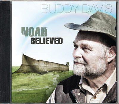 Noah Believed Music CD