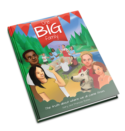 One Big Family Book